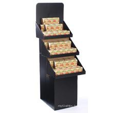 Cardboard Floor Display Stand, Display Shelf