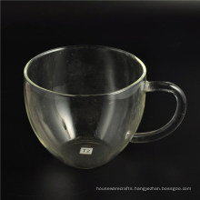 Borosilicate Glass Coffee Cup, Tea Cup, Milk Cup