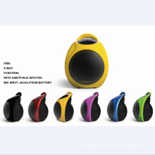 """Mini altavoz recargable F905 de 5.5 """""""