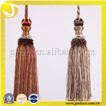 China Supplier Of Decorative Small Tassel On Alibaba Rayon Thread Tassel