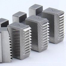 "HSS 1/2""-2"" threading tap for threading machine"