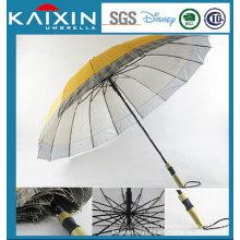 30 Inches Auto Open Straight Umbrella