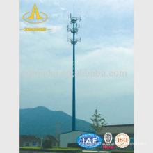 12m Mastro telescópico móvil Torre Antena Torre Mástil