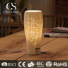 Столовая современная декоративная бутылка формы настольная лампа для продажи