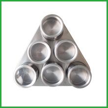 Agitador magnético de la especia del acero inoxidable del triángulo