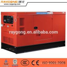 30КВТ Звукоизоляционный тепловозный Тип генератора комплект двигателя