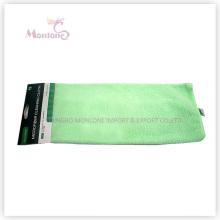 Pano de limpeza de Microfiber de toalha de Microfibre da cozinha do agregado familiar de 42 * 40cm