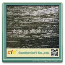 PVC decorativo papel pintado cuero para los mercados de Arabia Saudita