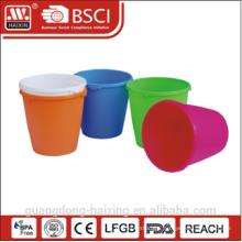 Popular plastic garbage bin (6L)