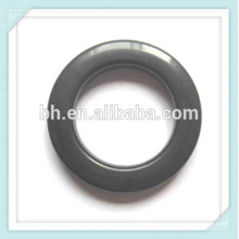 High Quality 60mm Fancy Plastic Flat Round Ring On Sale