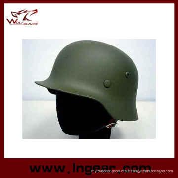 M35 Casque tactique militaire Combat acier casque casque pare-balles