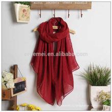 Твердые цветные высококачественные абаиновые платки