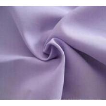 Tissu de peau de pêche de fibre de polyester 100% bon marché de haute qualité