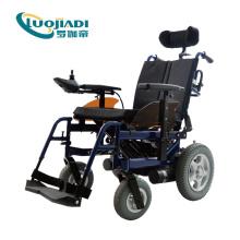 Klappbare Elektrorollstuhlpreise für Menschen mit Behinderungen