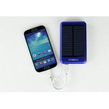 Portable Solar Handy Power Bank Ladegerät
