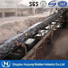 Угольная Промышленность Высокотемпературное Тепло Resisitant Резиновой Конвейерной Ленты