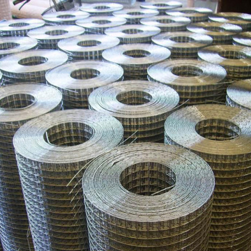 hot selling Galvanized Welded Wire Mesh Factory