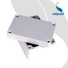SP-F4 100 * 68 * 50mm Meilleur prix Wholes IP65 Boîte de jonction ABS en plastique étanche boîte de jonction ABS Couverture grise