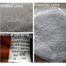 Agricultural Fertilizer Urea 46% (Approved by SGS) Factory