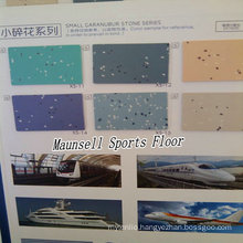 China Factory Top Quality PVC/Homogeneous Flooring for Hospital/Airport/Subway/Bus