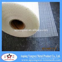 Manga de fibra de vidro revestida resistente aos alcalis