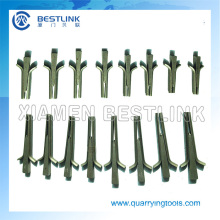 Rock Hand Splitter Wedge and Shims