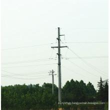 35 kV Branch Steel Pipe Power Transmission Pole