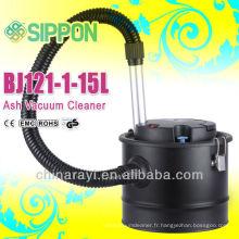 800W / 1000W / 1200W Nettoyant aux cendres / appareils ménagers pour le nettoyage Cheminée / BBQ BJ121-15L