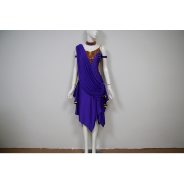 Latin Dance Dress Rental