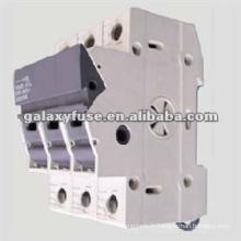 Porte-fusible type Italie pour 10 X 38 1P, 2p, 3P