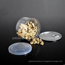 Pet plástico anel-puxar lata para chá de crisântemo (PPC-CSRN-041)