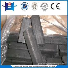 Made in China! Sciure de paille naturelle pressée respectueux de l'environnement machine de temps long feu fait charcoal