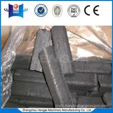 Made in China! Natural straw sawdust pressed eco-friendly long burning time machine made charcoal