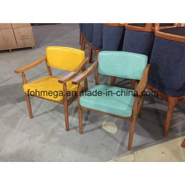 Moderner kühler hölzerner Klinik-Besucher-Stuhl (FOH-BCC33)