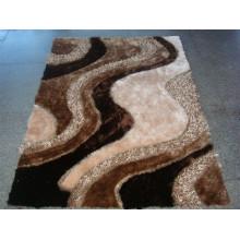 Chinese Knot 3D Silk Carpet