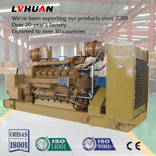Larger Power for Shale Gas Generator Set