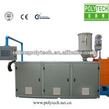 SJ single screw plastic extruder series