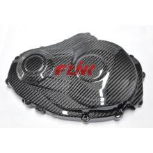 Cubierta del motor de las piezas de la fibra del carbón de la motocicleta para Suzuki Gsxr 1000 09-10