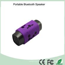 Mini altavoz portátil inalámbrico Bluetooth con luz LED