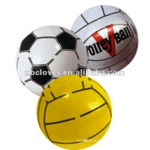 PVC inflatable beach soccer ball
