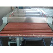 YX1200 Horizontal Flat Glass Washing Machine 2-8mm