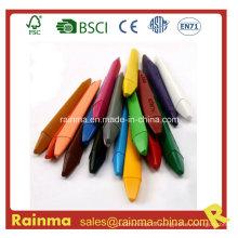 Triangel Plastikkreide für Briefpapier Versorgung