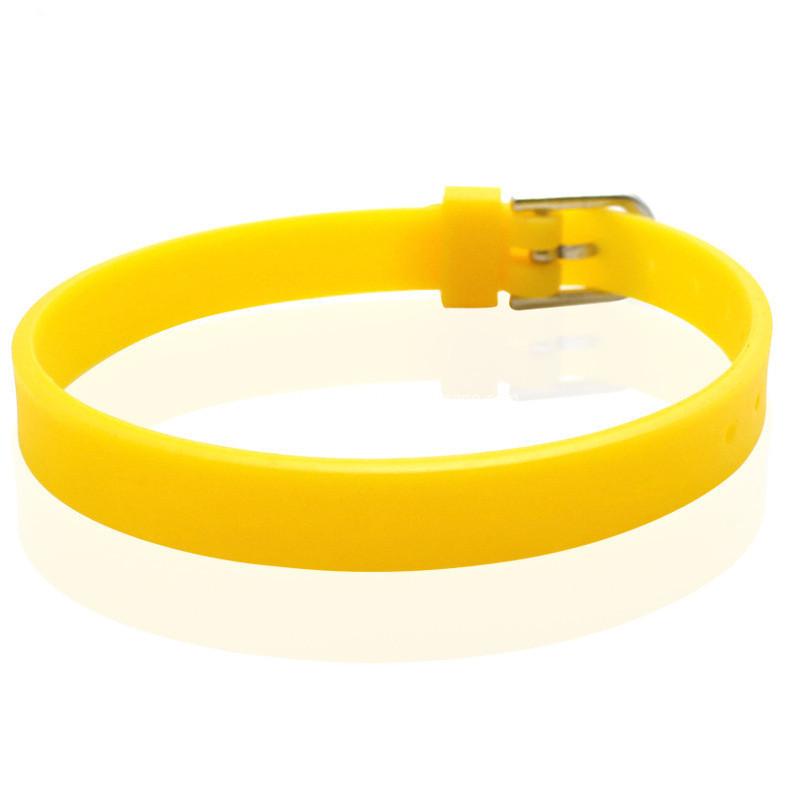 Wear a bracelet