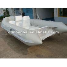 RIB-Boot HH-RIB430 mit CE-Kennzeichnung