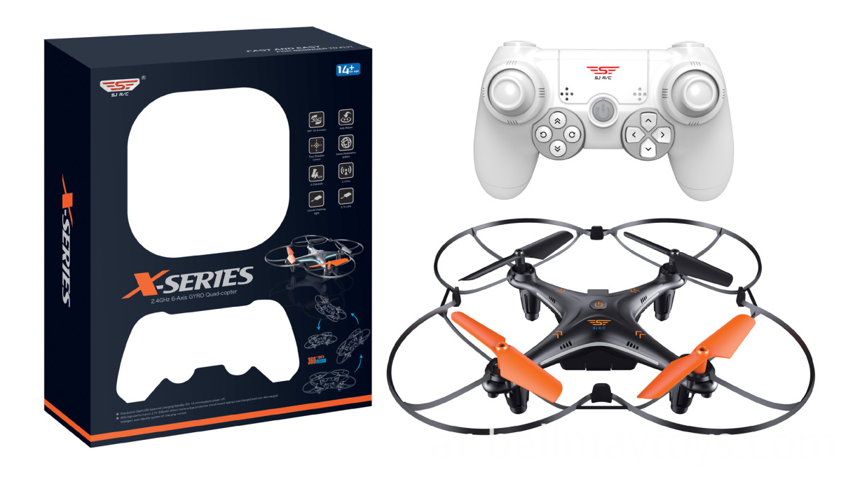 2.4G RC Quadcopter