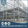 Edifício pré-fabricado de armazém de estrutura industrial de aço