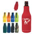 Moda y Costomized Camiseta Neopreno titular de la botella, Enfriador de la botella