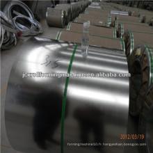 Bobine en acier galvanisé JCX-A3