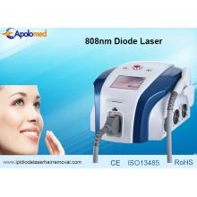 Remoção indolor do cabelo do laser 808 do diodo do laser 808nm de Lightsheer do equipamento permanente da remoção do cabelo