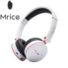 1 para 2 conecte ao fone de ouvido dobrável móvel 880 de Bluetooth dos fones de ouvido